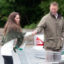 Kate's Royal Grocery Run – Her First Newlywed Outing in Wales