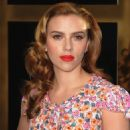 Scarlett Johansson - Photocall To Launch Dolce & Gabbana: The Make Up At Selfridges On July 31, 2009 In London, England