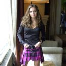 "Eliza Dushku - SoHo Grand Hotel Promoting ""Wrong Turn"" Movie, 22.05.2003."
