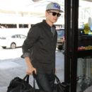Hayden Christensen Is Seen at LAX