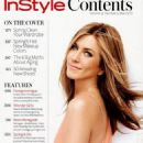 Jennifer Aniston - InStyle Magazine Pictorial [United States] (1 March 2012)