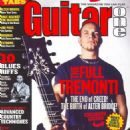 Guitar One Magazine Cover [United States] (October 2004)