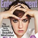Lena Dunham - Entertainment Weekly Magazine Cover [United States] (8 February 2013)