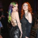 Bella Thorne attends the Sherri Hill Show during New York Fashion Week February 2019 on February 8, 2019 in New York City