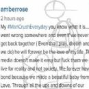 Amber Rose Professes Her Love For Wiz Khalifa on Instagram - April 2, 2015