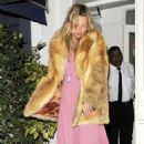 Kate Moss Brightens Up the London Nightlife