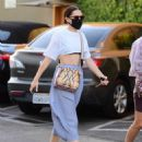 Jessie J – Out in Santa Monica - 454 x 599