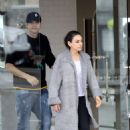 Mila Kunis and Ashton Kutcher – Shopping in LA