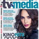 Gal Gadot – TV-Media Magazine (January 2019) - 454 x 605