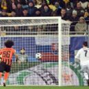 Shakhtar Donetsk 3-4 Real Madrid: Cristiano Ronaldo bags a brace with some help from Gareth Bale as Rafa Benitez's side survive late scare to secure top spot in Group A
