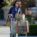 Jennifer Love Hewitt Leaves Gelson's Market In LA, April 5 2010