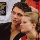 Raphael and Melanie at Roland Garros, 2oo6. - 454 x 365