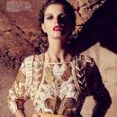 Jeisa Chiminazzo - Vogue Magazine Pictorial [Turkey] (March 2012) - 454 x 587