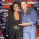 1992 MTV Video Music Awards - Halle Berry and Jean Claude Van Damme