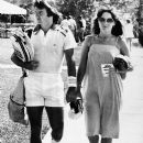 Jimmy Connors and Patty McGuire