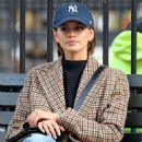 Kaia Gerber – Out and about in NYC