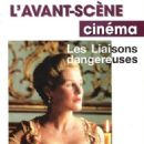 Glenn Close - L'Avant-Scene Cinema Magazine Cover [France] (January 2001)