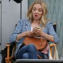 Amanda Seyfried on 'The Art of Racing in the Rain' set in Port Coquitlam