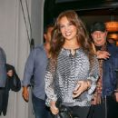 Thalia outside Craig's Restaurant in West Hollywood - 450 x 600