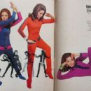 Diana Rigg - TV Guide Magazine Pictorial [United States] (10 June 1967) - 454 x 349