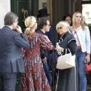 Carmen Jorda – Leaves her hotel in Rome - 454 x 636