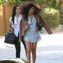 Selena Gomez Out In Los Angeles