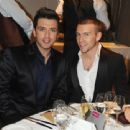 Mark Feehily and Kevin McDaid - 454 x 339