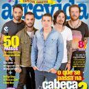 Nx Zero - Atrevida Magazine Cover [Brazil] (4 June 2013)