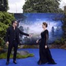 "Brad Pitt & Angelina Jolie - ""Maleficent"" London Premiere (May 8, 2014)"