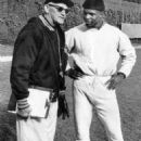 George Halas With Gayle Sayers