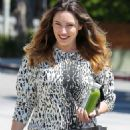 Kelly Brook Out In La