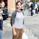 Sarah Silverman, Walking Around SoHo, New York City, 2007-09-30