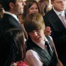 Justin Bieber Celebrates Dan Kanter's Wedding