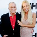 Hugh Hefner and Crystal Harris - 454 x 509