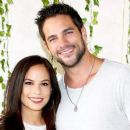 Brant Daugherty and Kimberly Hidalgo  -  Publicity