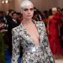 Cara Delevingne – 2017 MET Costume Institute Gala in NYC