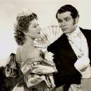 Laurence Olivier As Mr. Darcy And Greer Garson As Elizabeth Bennett In Pride & Prejudice (1940)