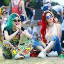 Bella and Dani Thorne – 2018 Coachella Weekend 2 in Indio - 454 x 355