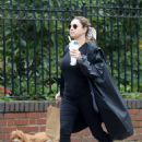 Kelly Brook – Spotted while walking her Cavapoo puppy Teddy in Hampstead