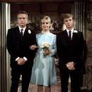 Paul Newman, Joanne Woodward and Richard Thomas in Winning, 1969