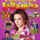 Silvia Navarro, Valiant Love - La Bamba Magazine Cover [Mexico] (August 2012)