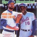 Rick Sutcliffe - Sports Illustrated Magazine Cover [United States] (24 September 1984)