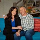 Matt LeBlanc and Liza Snyder