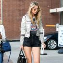 Gigi Hadid Out and About In Beverly Hills