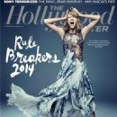 Taylor Swift The Hollywood Reporter Cover Dec 2014jan 2015