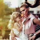 Maryna Linchuk - Vogue Russia May 2012