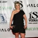 Trisha Cummings attends the Grand Opening of Halo Nightclub in Hollywood, 4/9/09 - 396 x 594