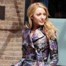 Blake Lively Out In Nyc