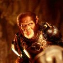 Thade (Tim Roth) is the ape military leader in 20th Century Fox's Planet Of The Apes - 2001 - 271 x 400