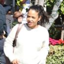 Christina Milian – Out in West Hollywood - 454 x 681